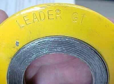 """Leader 6/""""-300# 304 LF Stainless Spiral Wound Pipe Flange Gasket 6-300 Lot of 11"""