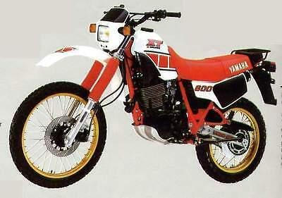 Yamaha SRX 600 SRX600 XT600 Moteur Joints Complet Complet Moteur Jeu de Joints