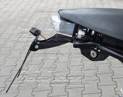 Porta Targa Regolabile Anche A 30° Ducati Monster Telaio Tagliato 2