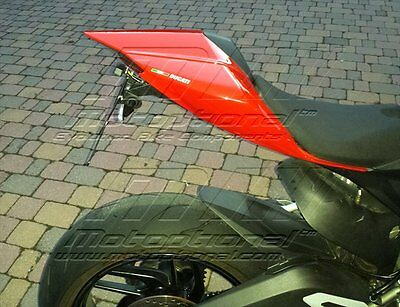 Porta Targa Regolabile Ducati Panigale 1199 - 899 - 1299 - 959
