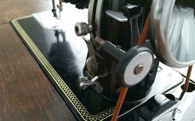 Spulergummi für die schwarze ANKER RZ Nähmaschine Gummi für Spuler Spulengummi