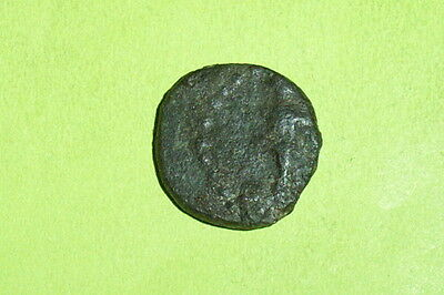 Ancient GREEK COIN lion IONIA MILETUS 250-190 BC apollo mythology antique old 2