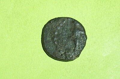 Ancient GREEK COIN lion IONIA MILETUS 250-190 BC apollo mythology antique old 2