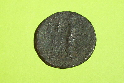 Authentic Ancient GREEK COIN 20 BC-17 AD kings of CILICIA Philopator athena nike 2