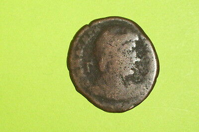RARE Ancient ROMAN COIN angels MAGNENTIUS 350 AD-353 AD victories shield old g 2