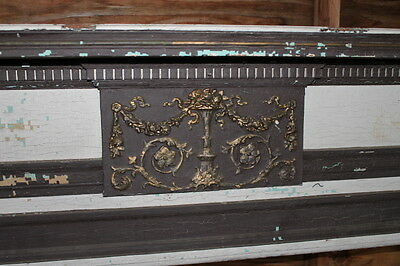 Large Adams/Federal Style Fireplace Mantel Mantle from Boston Home Urn Swags... 3