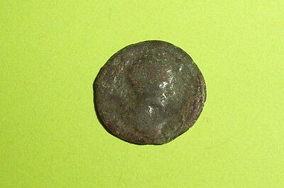 RARE Ancient ROMAN COIN eagle DIADUMENIAN 217 AD-218 AD Marcianopolis Moesia old 2