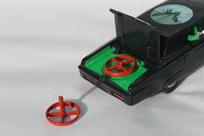 Corgi 268 Green Hornet Black Beauty - Radar Spinner (Reproduction)