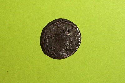 RARE Ancient ROMAN COIN prize urn CARACALLA 196 AD-217 AD NICAEA BITHYNIA vase 2