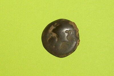 RARE Ancient GREEK COIN prow Athena ARADOS PHOENICIA 300 BC monogram old money 2