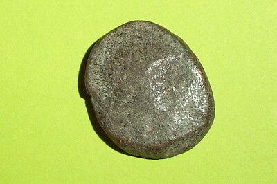 Antiochos III Megas 222 BC-187 BC Greek Coin elephant with rider Seleucid nice G 2