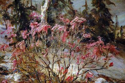 19th Century Oil Painting Nikolai Petrovich Bogdanov-Bel'sky (Russian) 6