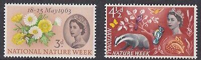GB QE2 1953 to 1967 Predecimal Commemorative Sets MNH. Choice of Sets. 12