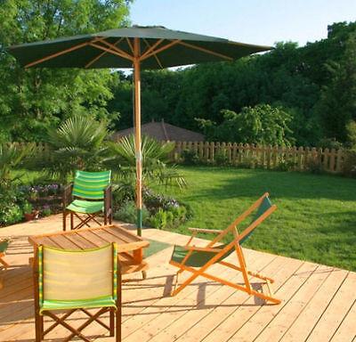 terrasso Terrassendielen sib. Lärche 45 x 140mm Komplettset Bausatz 100-700 lfm 4