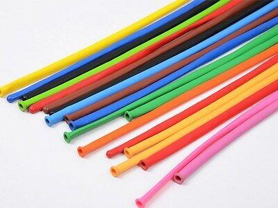 100pcs Mixed Color Magic Long Animal Tying Balloons Twist Latex Balloons 3