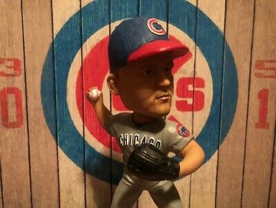 KERRY WOOD #34 Chicago CUBS MLB 2004 Bobble Dobbles Bobblehead #821 OF 3000 4