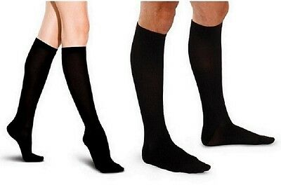 (4 Pairs) Compression Socks Stockings Graduated Support Men's Women's (S-XXL) 5