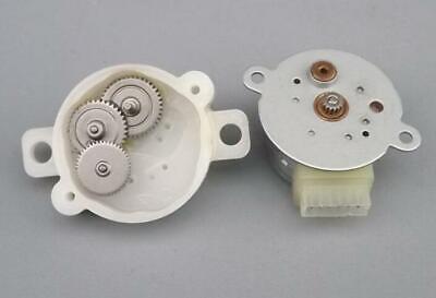 1pcs 12V 20 stepping stepper motor Full Metal Gearbox 36:1 Stepper Controls 5