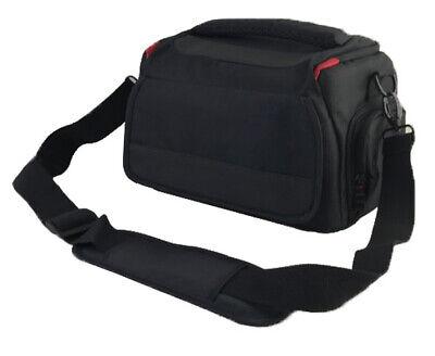 Large DSLR Camera Bag Case For Canon Eos 80D 100D 750D 700D 1200D 1300D (Black) 6