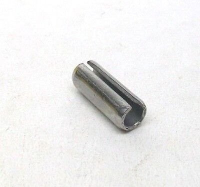 "Pack Of 19 New 3/8"" X 1"" 420 Stainless Steel Roll Pin Slotted Free Ship Nh 2"