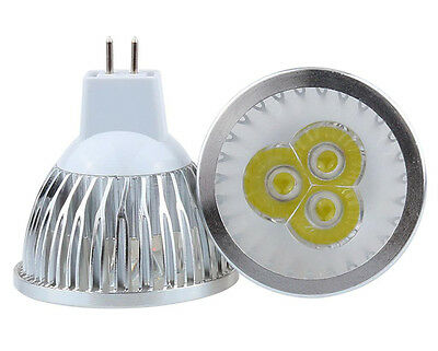 MR16/GU10/E26/E27 9W 12W 15W LED Lampe Leuchtmittel Licht Warmweiss Strahler 2