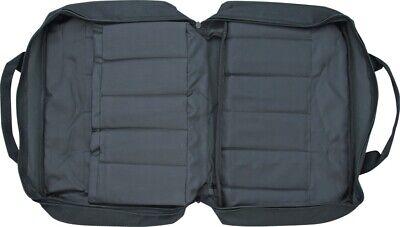 Carry All Knife Case 22 inch Black 2-Handles Holds 22 Knives Storage Bag 128 2