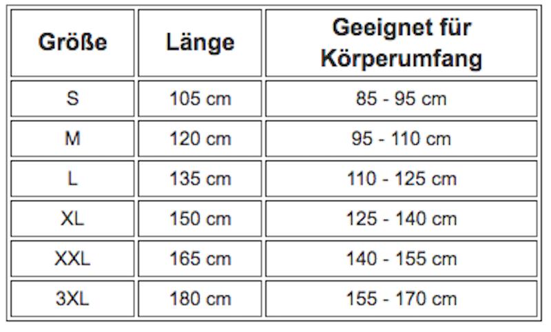 Lammfell - NIERENGURT Nierenwärmer Rückenwärmer Nierenschutz S - 3XL