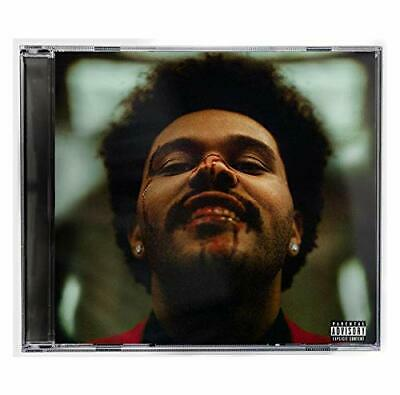 THE WEEKND AFTER HOURS CD (New Release March 20th 2020) - IN STOCK 2