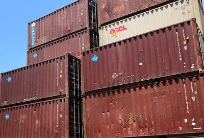 20' Cargo Worthy Shipping Container / 20ft Storage Container in St. Louis, MO 6