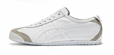 hot sales fa564 10643 ASICS ONITSUKA TIGER Mexico 66 White Fashion Sneakers,Shoes DL408 0101