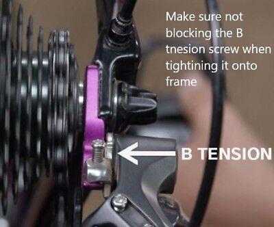 Cycle bike TREK frame rear derailleur Hanger 315464 Alloy Domane Crockett Mech