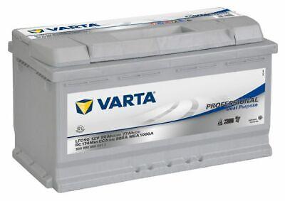 Varta LFD90 Calcium Scellé Bateau, Caravane Batterie 12V 90AH 2