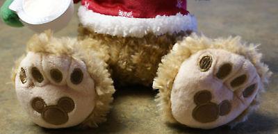 New Disney Parks Hidden MICKEY Duffy Christmas Bear 3