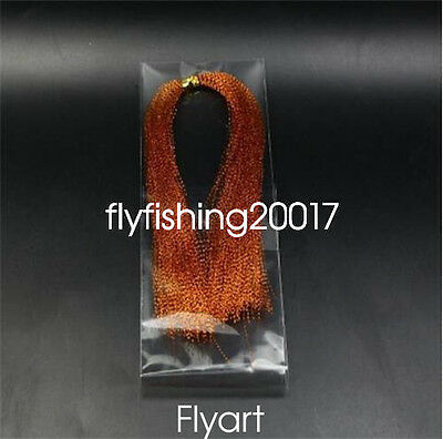 Wholesale 10 Assorted Colours Flashabou Crystal Tinsel Flash Fly Tying Materials