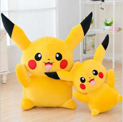 Pokemon Pikachu Plush Soft Toy Stuffed Doll Kids Birthday Gifts Giant Larg HOT 4