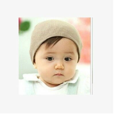 ... New Unisex Baby Cap Beanie Boy Girl Toddler Infant Children Cotton Soft  Cute Hat 7 d055af9ab068