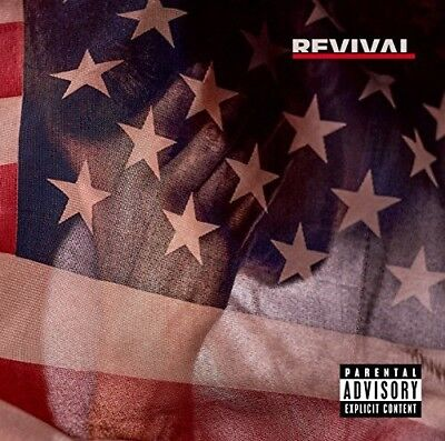 Revival [PA] * by Eminem (CD, Dec-2017, Aftermath) NEW 2