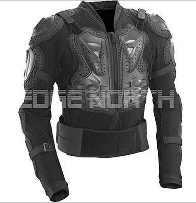 Motocross Racing Body Armour chest guard  MX ATV Quad Dirt Pit Bike Protector