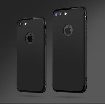 Antichoc amorti coque case protection mat iPhone 6s 7 8 Plus X XR XS Max 11 Pro 3