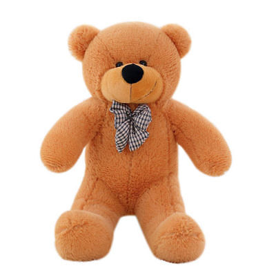 New Large Teddy Bear XXL Giant Teddy Bears Big Soft Plush Toys Kids 80/100/120cm