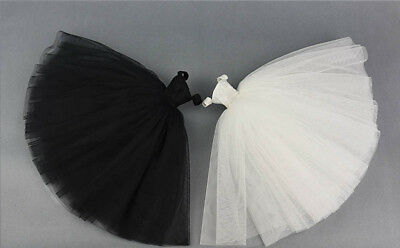 """Doll Dress Costume Elegant Lady Wedding Dress For 11.5"""" Doll Clothes Outfits Toy 4"""