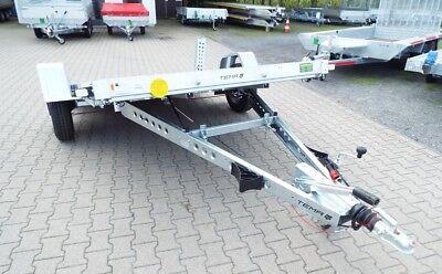 1300kg kippbarer Multitransporter 295x160cm, PKW Anhänger, Neu n. gebraucht 7