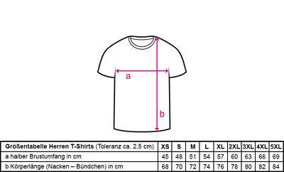Denken ist wie googeln nur krasser Herren T-Shirt Fun-Shirt Moonworks®