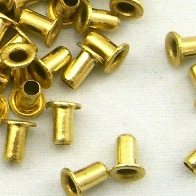 200 Beekeeping bee hive frame BRASS EYELETS 2