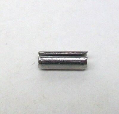 "Pack Of 19 New 3/8"" X 1"" 420 Stainless Steel Roll Pin Slotted Free Ship Nh 3"