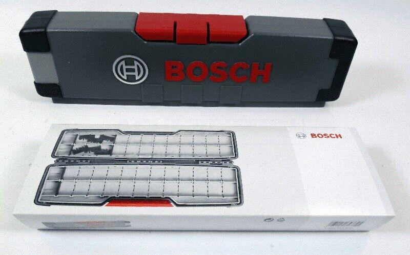 vide pour lames de scie Bosch Toughbox 2607010998