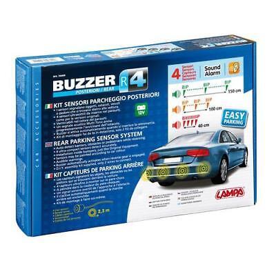 Vertex sensori di parcheggio Parking sensor 4 Buzzer black universali new in box