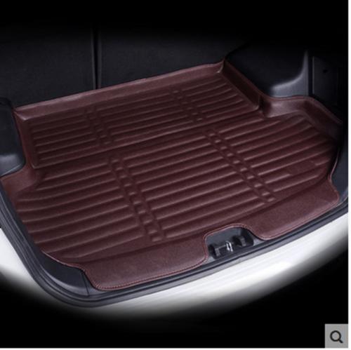 Car Rear Cargo Boot Trunk Mat Tray Pad Protector For Hyundai Sonata 2017 2018 3 Of 4