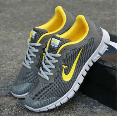 Venbu Mens And Boys Sports Trainers Running Gym Shoes Sizes 6-12 Uk Seller