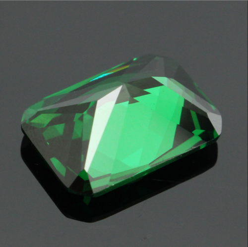 10mm Natural Mined Colombia Green Emerald Round Cut VVS AAAAA Loose Gemstone